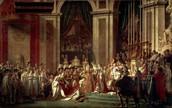 Coronation of Napoleon {December 1804}