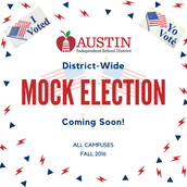 District-Wide Mock Election - Fall 2016
