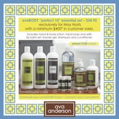 OUR MAY HOST EXCLUSIVE (IF YOU DON'T CHOOSE THE ESSENTIAL OILS SET)