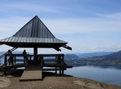 Knox mountain  lookout
