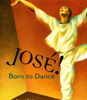Jose! Born to Dance by Susanna Reich