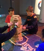 Architectural Design at Discovery Place