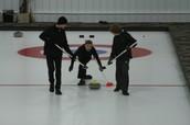 Still in curling