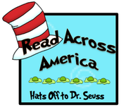 Read Across America:  Feb 29 - March 4