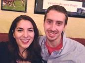 Con la mio ragazzo: With my boyfriend