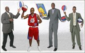 Harlem Superstars Battle the Rocky Hill Dream Team