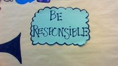 BE RESPONSIBLE!!!!
