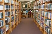 Todos los miércoles a las 4:00 en la biblioteca