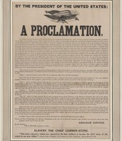 Emancipation Proclamation (9/22/1862)