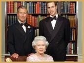 Modern England Royalty