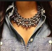 Kahlo Necklace - SOLD