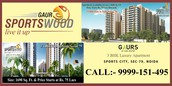 Gaur Sports Wood Flats Noida