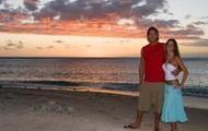 Andy e sua esposa