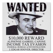 Al Capone Wanted!                       More inside!