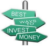 Ways to invest!