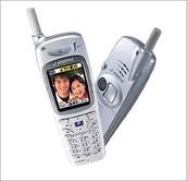 First Camera Phone. 2000