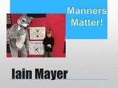 Iain Mayer