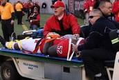 Serious injury's