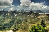 de Pyreneeën