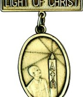 Light of Christ medal