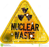 waste is radioactive for 50-100 years