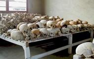 Bones from the Rwanda Genocide
