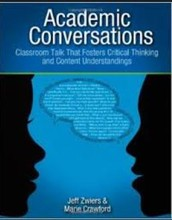 Book of the month: Academic Conversations