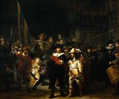 """The Night Watch"" by Rembrandt"