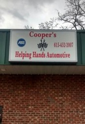 Cooper's & Helping Hands Automotive