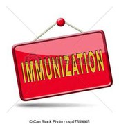 October 15 - Health examination and immunization due date