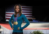 Gabby Douglas Shows People They Can Do It!