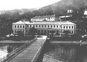 Picture of Angel Island Back Then