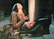 Juliet finds Romeo dead.