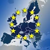 Het ontstaan van de Europese Unie (de EU).