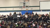 Fossil Hill Middle School Band