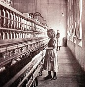 Women and Children during the Industrial Revolution