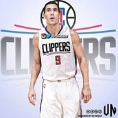 Pablo on the  clippers