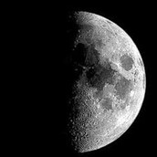 1st quarter of the moon