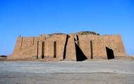 Ziggurat in Ur