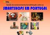Seminário sobre as SMARTSHOPS EM PORTUGAL