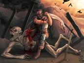 Beowulf Vs Grendel