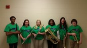 CMS reps in the Cabco All County Band