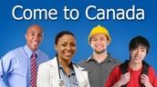 Canada immigration 2015 vs 2040