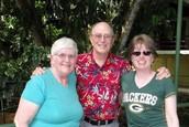 Karen, Ron, and Sherry