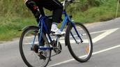 4. Я пешеход и рыцарь-велогонщик!...