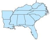 States, Capitals and Abbreviations