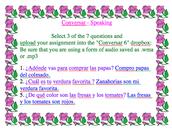 Conversar - Speaking Assignment