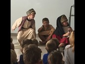 "Fifth Grade's ""Hans Clodhopper"" Performance"