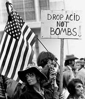 hippie protest