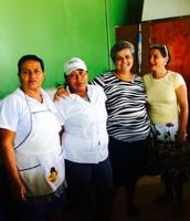 Algunos Integrantes del Comité de Salud Los Ángeles-Baidambú